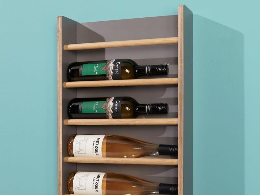 Bottle rack WINE 6 - Müller Möbelwerkstätten