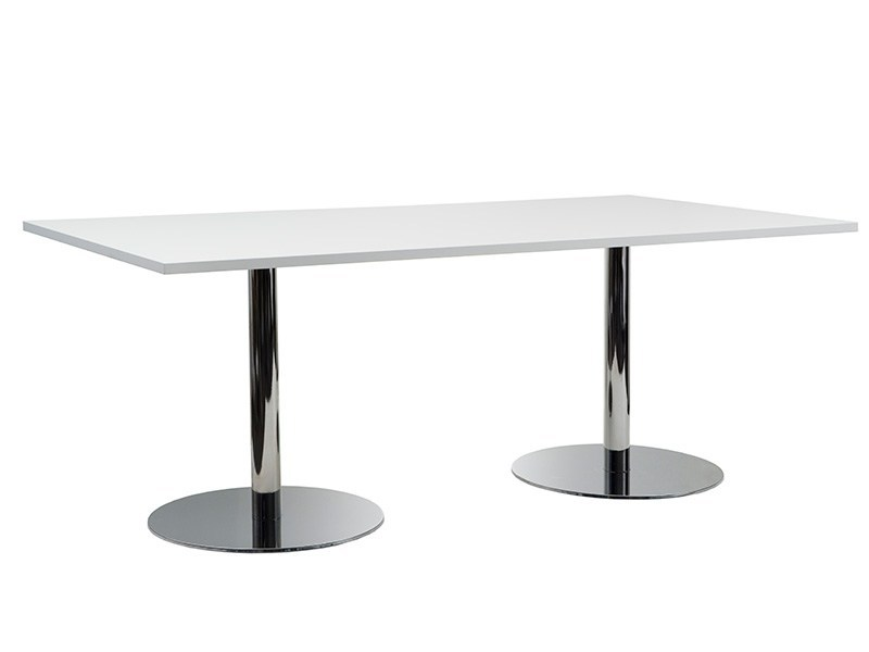 Rectangular meeting table WING | Rectangular meeting table by delaOliva