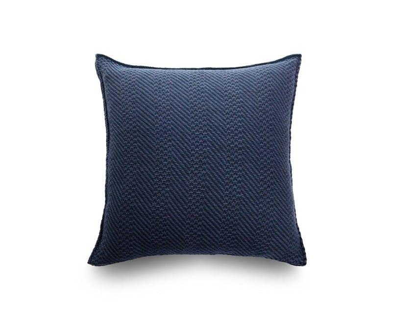 Square sofa cushion SPINATO by Atipico
