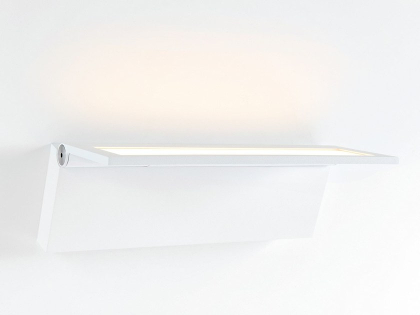 LED wall light WOLLET by Modular Lighting Instruments