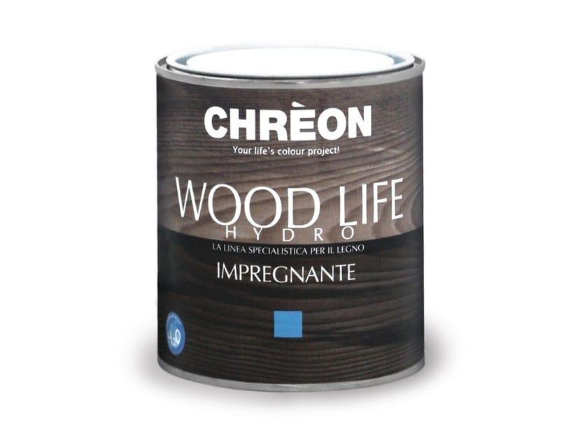 Transparent varnish / Wood treatment WOOD LIFE HYDRO IMPREGNANTE - Chrèon Lechler