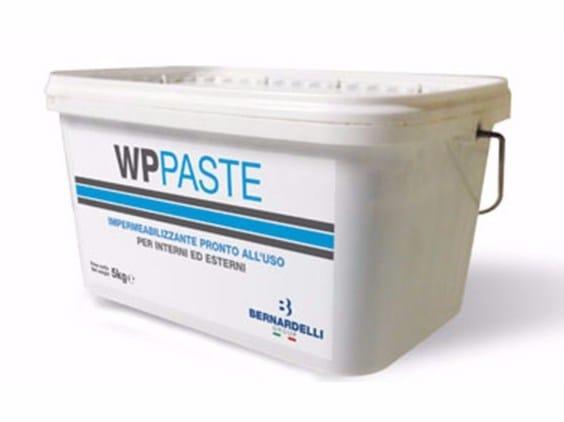 Impermeabilizzazione liquida WPPASTE - Bernardelli Group