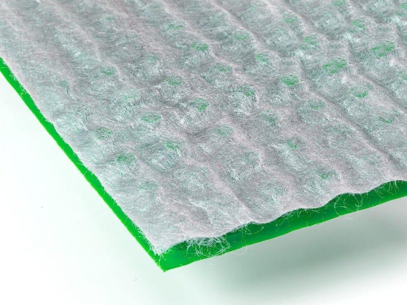 Membrana drenante in polietilene ad alta densit wpstop for Piani di fattoria ad alta efficienza energetica