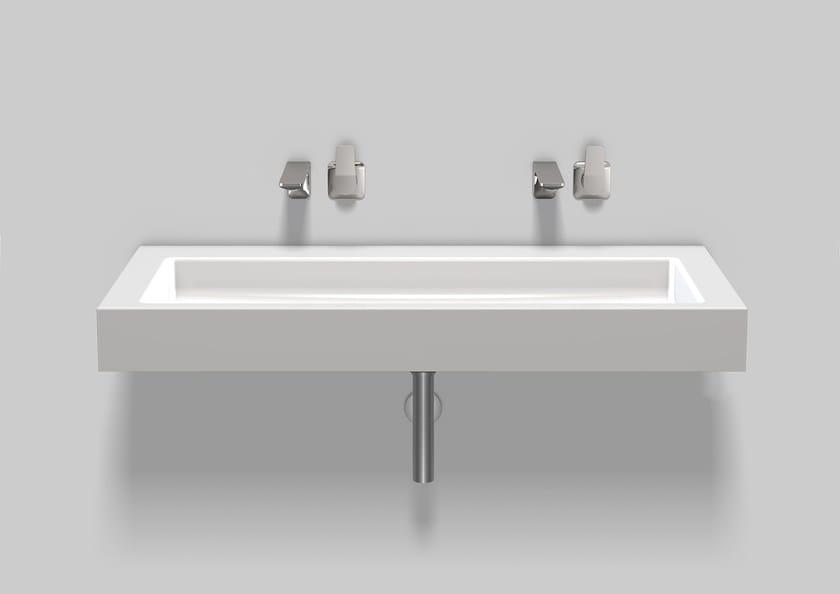 Washstand from glazed steel WT.TW1200 - ALAPE