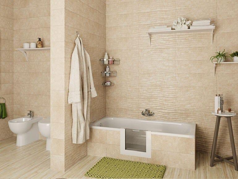 Vasca da bagno con porta with vasche da bagno su misura - Vasche da bagno su misura ...