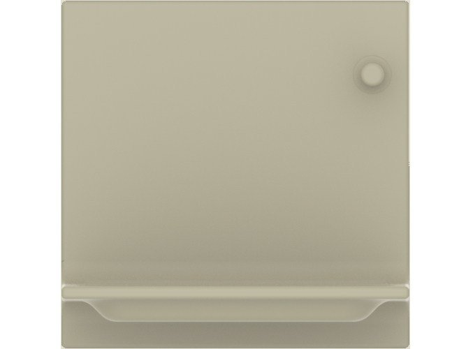 Wall shelf / tray PIN TRAY - Add Plus