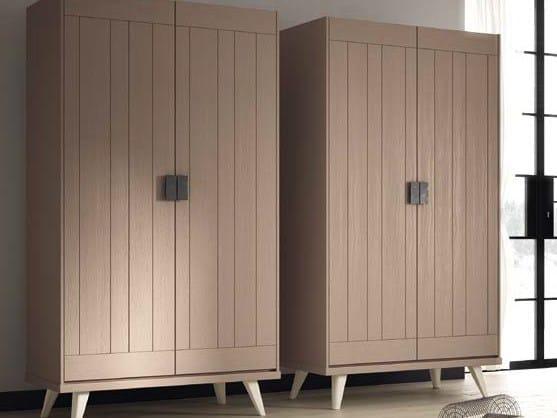 Spruce wardrobe for kids' bedrooms Wardrobe for kids' bedrooms by Scandola Mobili
