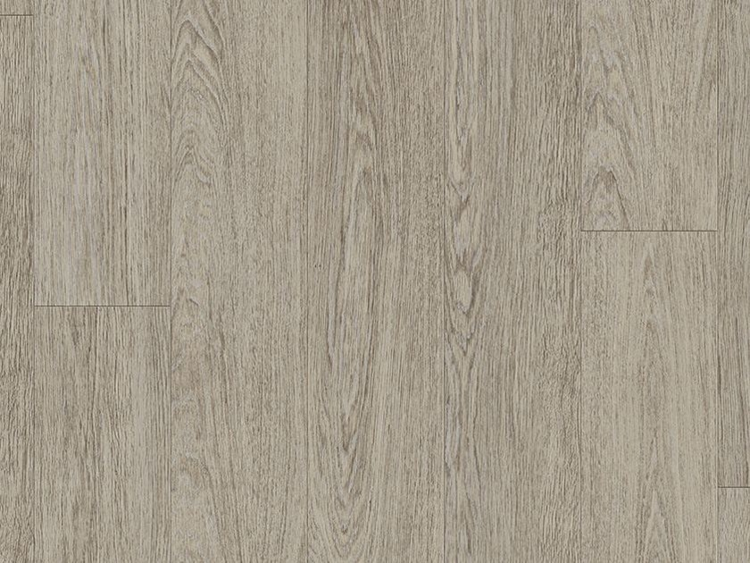 Vinyl flooring with wood effect WARM GREY MANSION OAK - Pergo