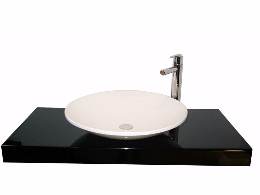 Pietraluce® washbasin countertop STANDARD by Technova