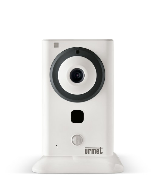 Surveillance and control system WiFi Smart HD camera - Urmet