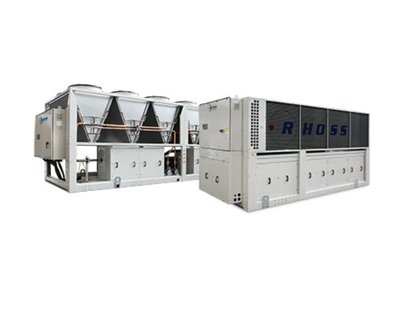 Water refrigeration unit WinPOWER SE TCAEY4360÷8860THAEY4360÷6670 by Rhoss