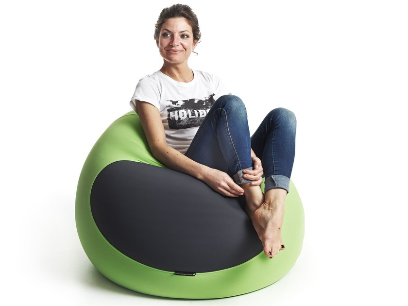 Microfiber bean bag X-DROP | Microfiber bean bag - XPOUF by EXPAND HOME DESIGN