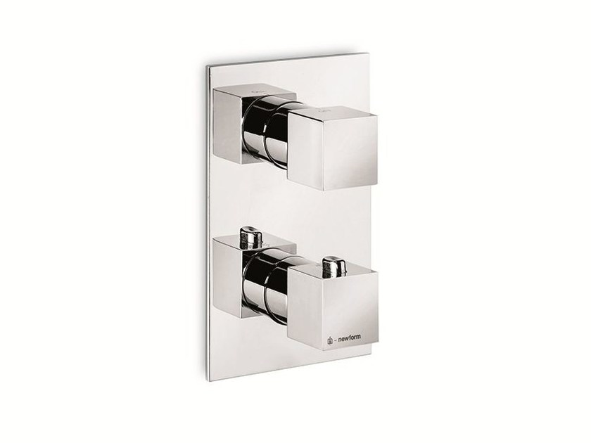 Thermostatic thermostatic shower mixer X-SENSE | Thermostatic shower mixer - NEWFORM
