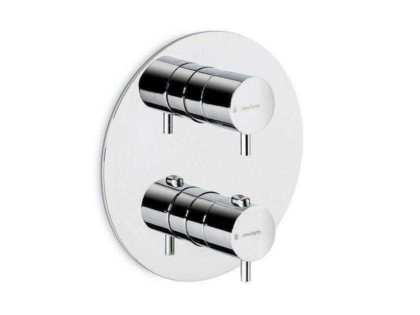 Thermostatic thermostatic shower mixer X-TREND | Thermostatic shower mixer - NEWFORM