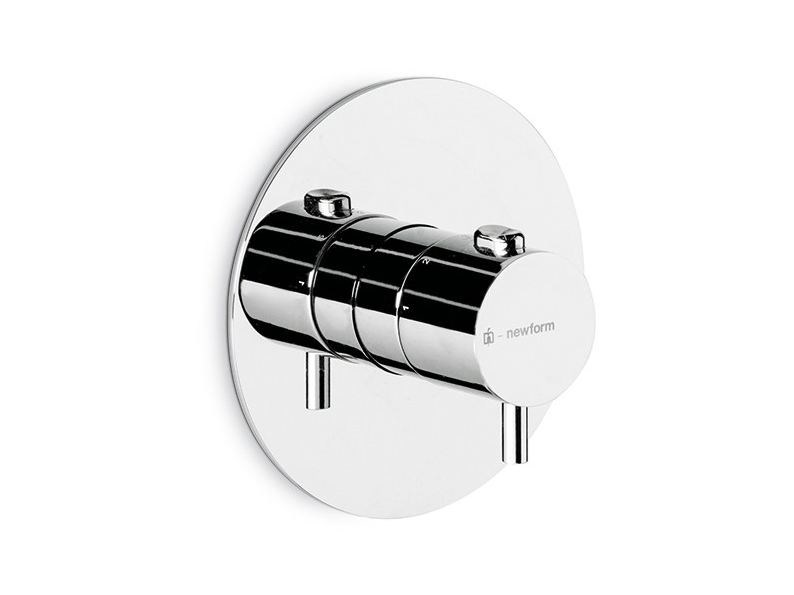 Thermostatic thermostatic shower mixer X-TREND | Thermostatic shower mixer by NEWFORM