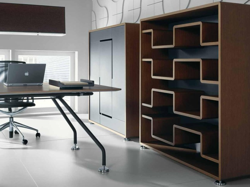 Open office shelving XEON | Office shelving - BALMA