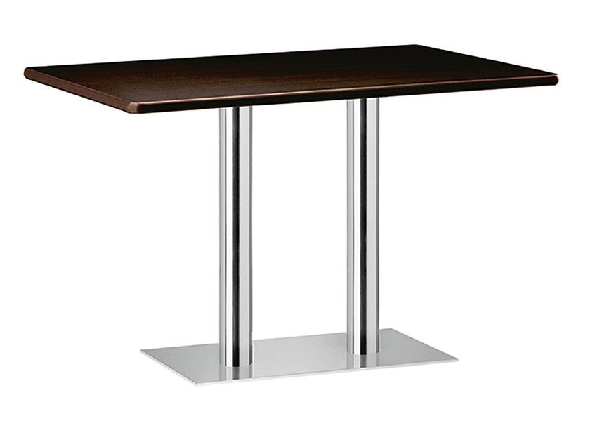 Rectangular high table XT 490T - Metalmobil