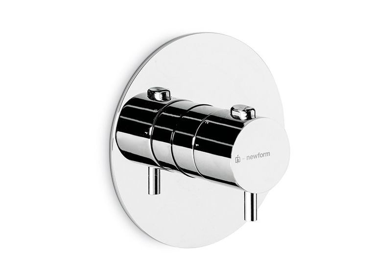 Thermostatic thermostatic shower mixer XT | Thermostatic shower mixer - NEWFORM