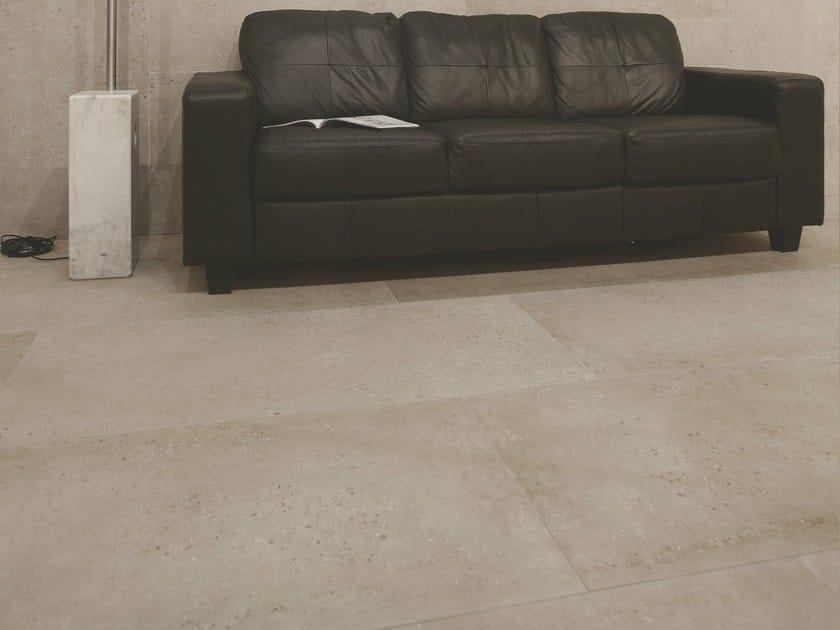 Glazed stoneware flooring with stone effect XTREME | Flooring - Ceramica Cercom