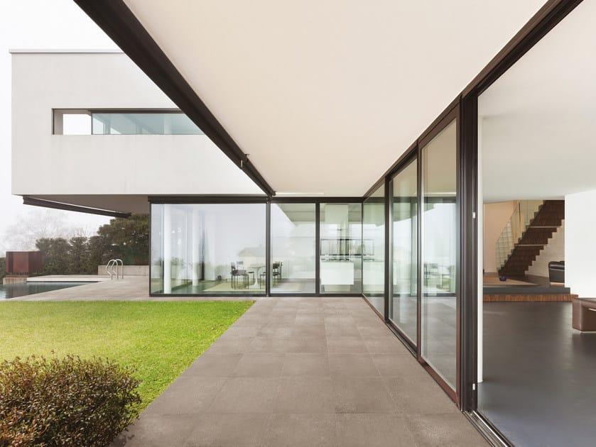 Full-body porcelain stoneware outdoor floor tiles XTREME   Outdoor floor tiles - Ceramica Cercom