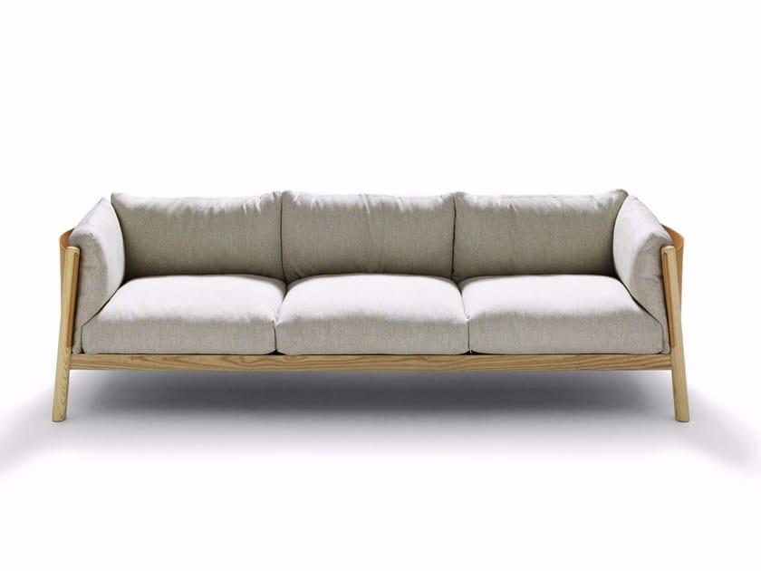 Yak divano by de padova design lucidipevere for De padova divani