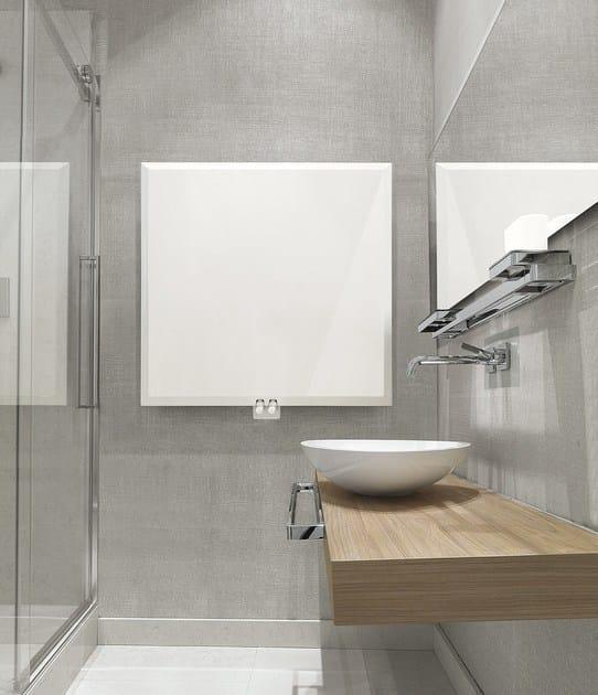 Termoarredo in alluminio estruso a specchio yang k8 - Alluminio lucidato a specchio ...