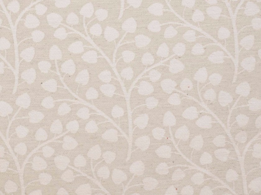 Synthetic fibre fabric with floral pattern YEDRA - Gancedo