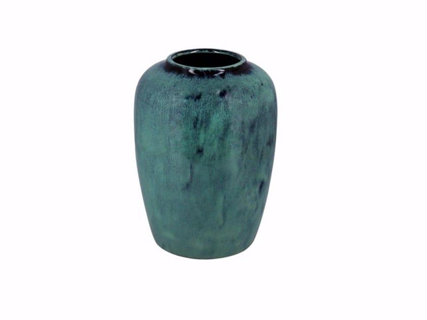 Vaso in ceramica VASE YIXING JARDIN | Vaso in ceramica - Compagnie Française de l'Orient et de la Chine