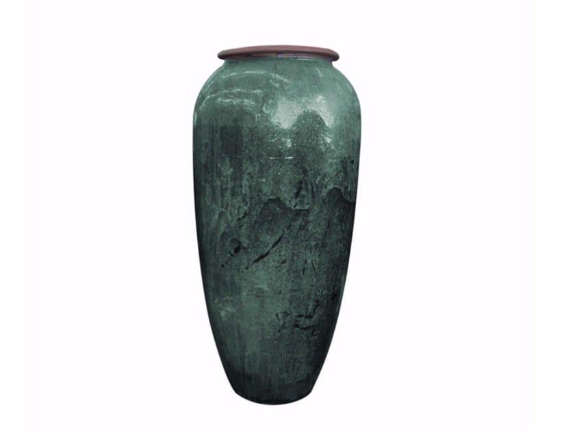 High ceramic vase YIXING JARDIN | High vase - Compagnie Française de l'Orient et de la Chine