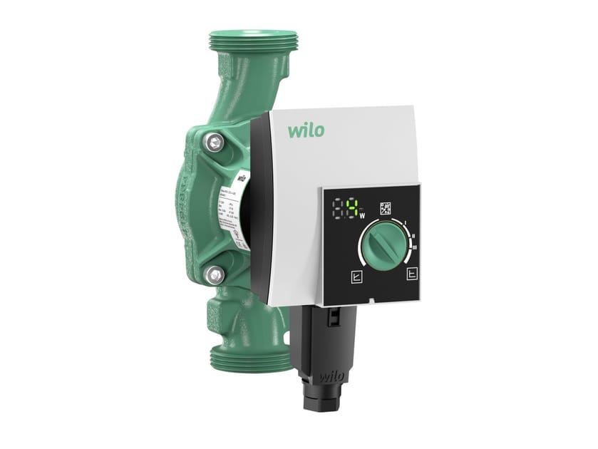 Pump and circulator YONOS PICO by WILO Italia