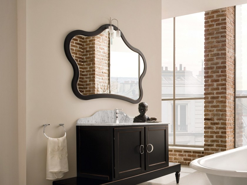 Bathroom mirror YORK 1 | Bathroom mirror - Cerasa