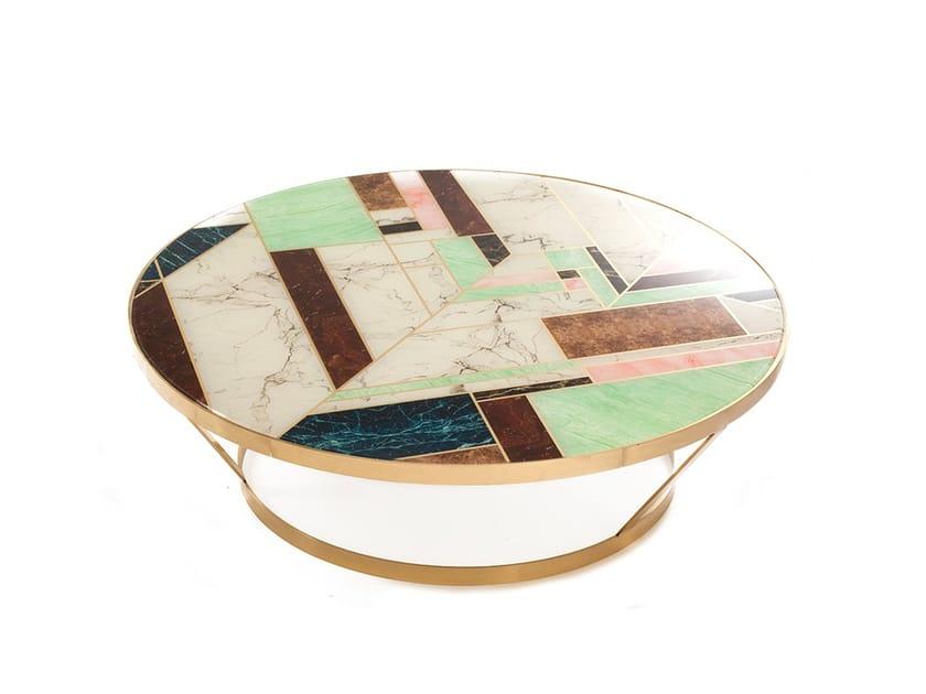 Tavolino rotondo da salotto YORK by Mambo Unlimited Ideas