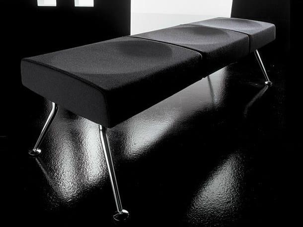 Fabric bench YPSILON | Bench - D.M.