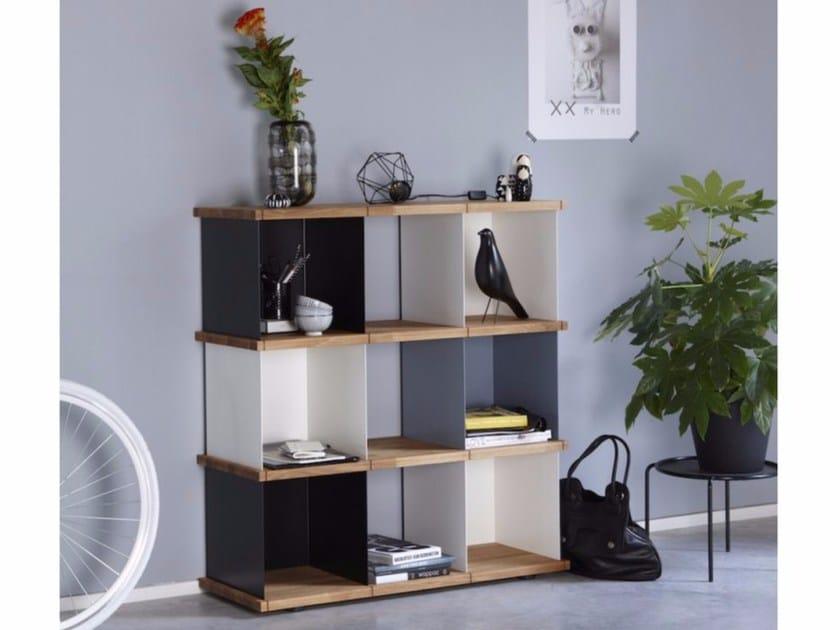 Sectional modular bookcase YU SET 3 - KONSTANTIN SLAWINSKI