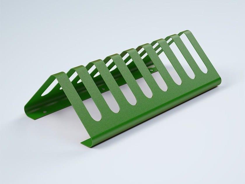 Portabici in acciaio ZEBRA - CITYSì