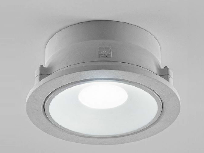Adjustable ceiling spotlight ZENIT 2/C - Aldo Bernardi