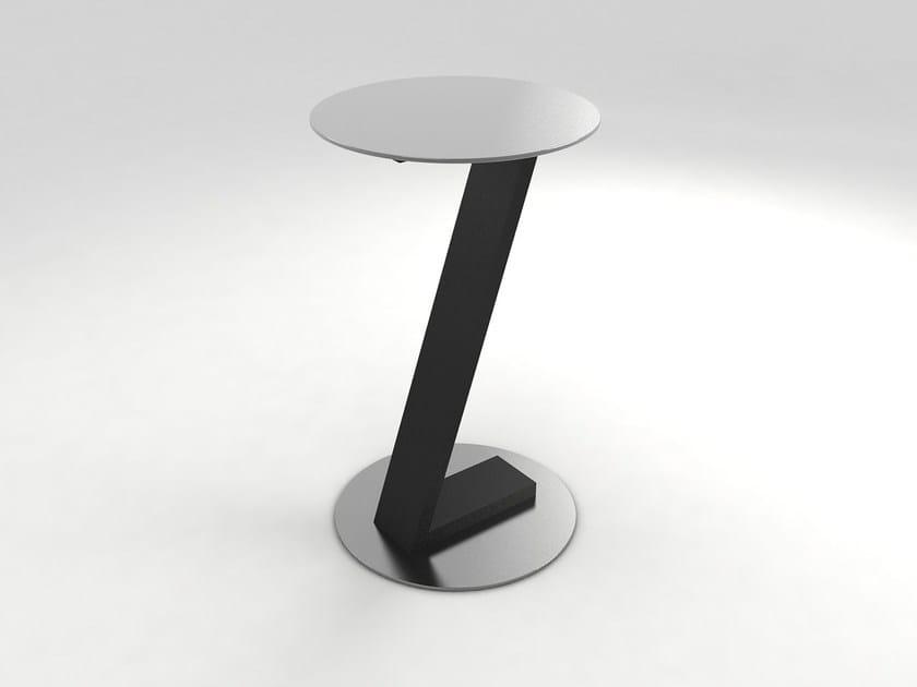 Mesa alta para restaurantes zeta by lamalva dise o vicente for Muebles peralta catalogo