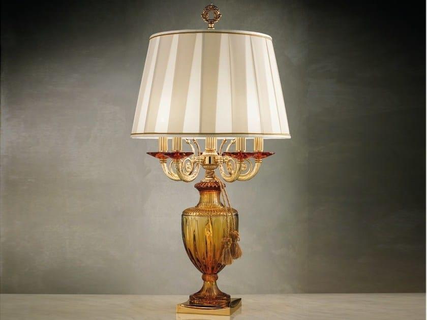 Table lamp ZEUS by Euroluce Lampadari