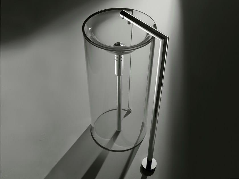 Washbasin mixer without waste ZEUS T | Washbasin mixer by Signorini