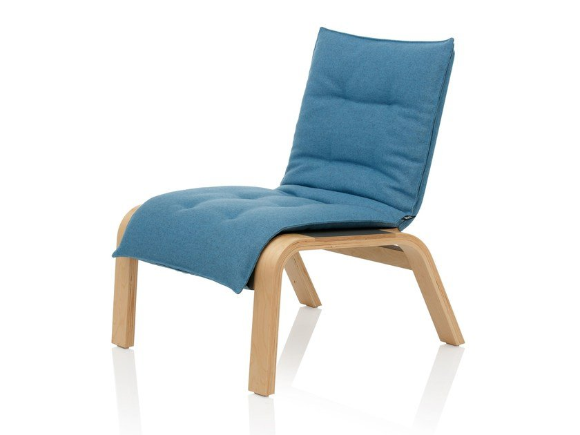 Armchair ZIPPER LOUNGE - RIGA CHAIR