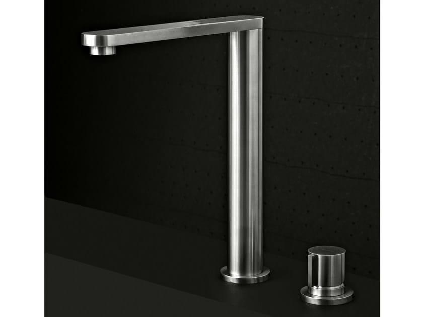 2 hole countertop washbasin mixer ZIRMA | Countertop washbasin mixer - Signorini Rubinetterie