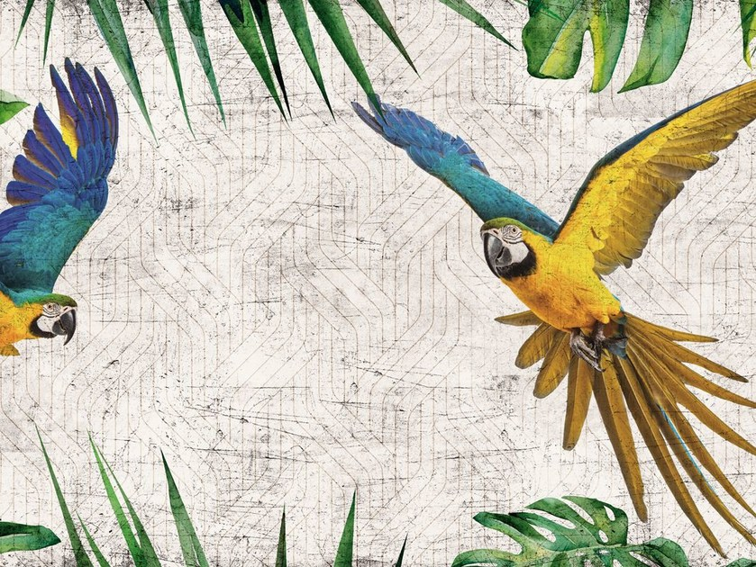 Fiberglass textile wallpaper A-19 by MOMENTI