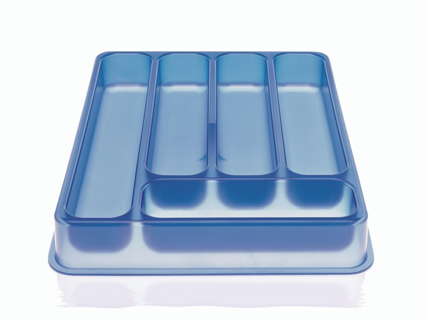 Polypropylene storage box A, B, C... - Magis