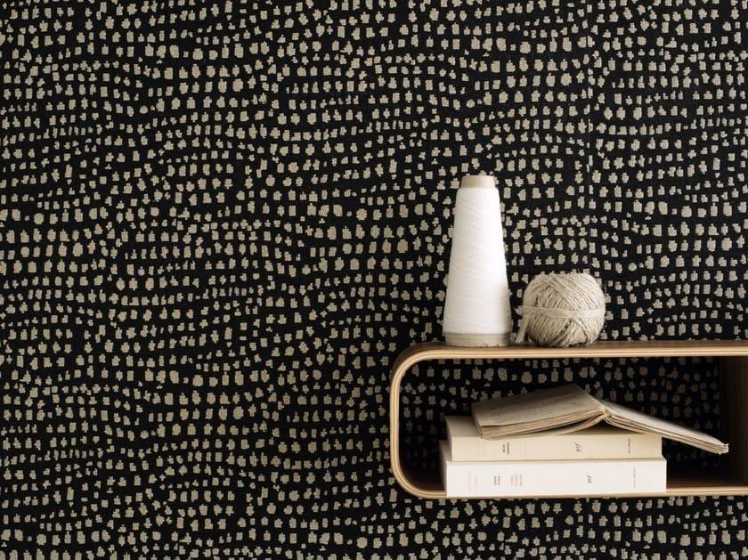 Fireproof nonwoven wall tiles CULTE by Élitis