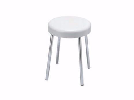 Resin bathroom stool A03750   Bathroom stool - INDA®