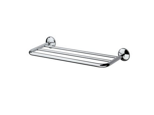 Metal bathroom wall shelf A04680 | Bathroom wall shelf by INDA®