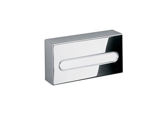 Wall-mounted metal Hand towel dispenser A07250-C | Hand towel dispenser by INDA®