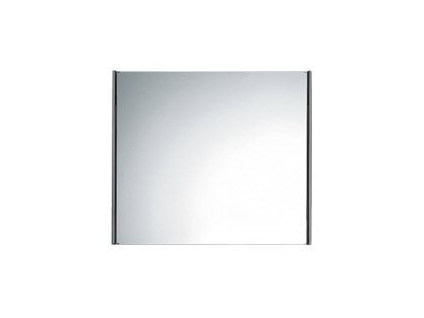 Contemporary style wall-mounted framed bathroom mirror A0782A-B | Mirror - INDA®