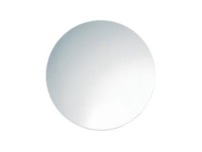 Round wall-mounted bathroom mirror A0785C | Mirror - INDA®
