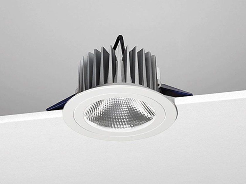 LED round recessed spotlight A13 - NOBILE ITALIA